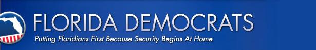 Florida Democratic Party Header