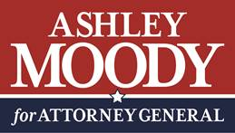 Ashley Moody for Attorney General Logo