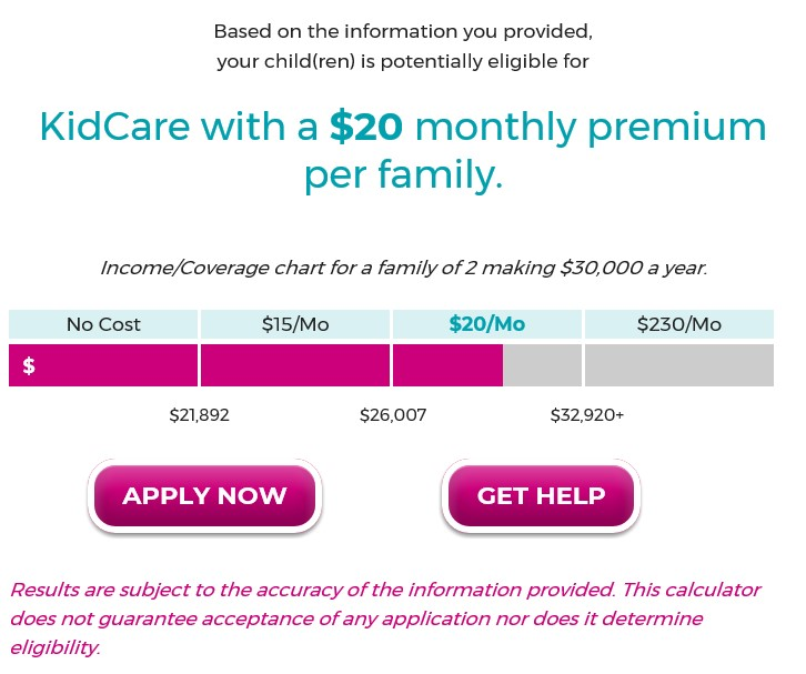 Low Cost Dental Insurance >> Florida Healthy Kids Corporation Debuts Online KidCare Eligibility Calculator