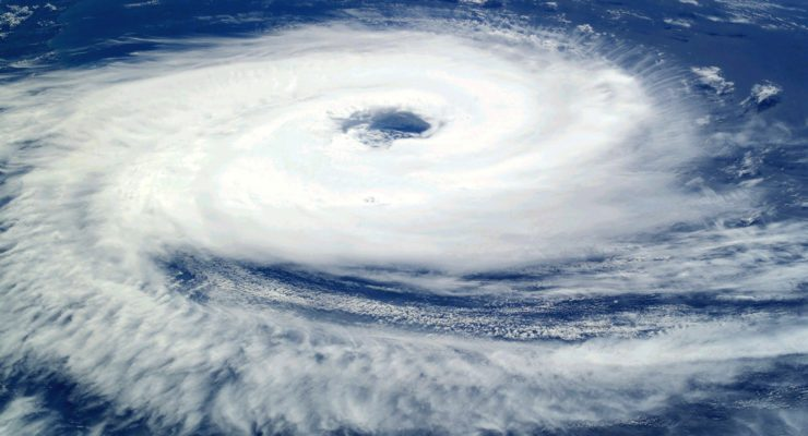 Hurricane Clouds