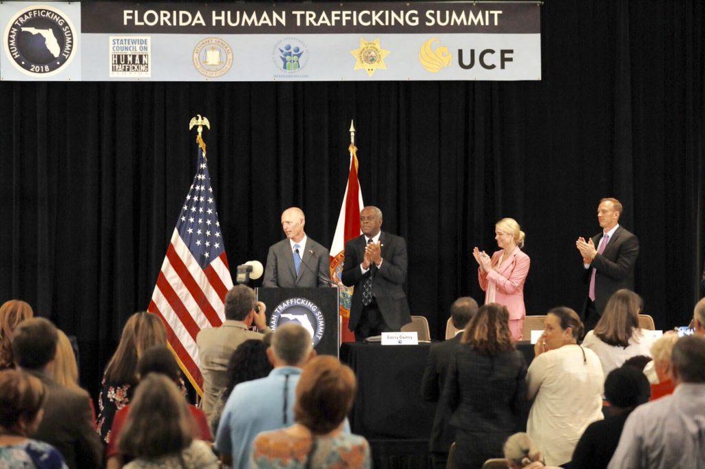 Anti-Human Trafficking Summit