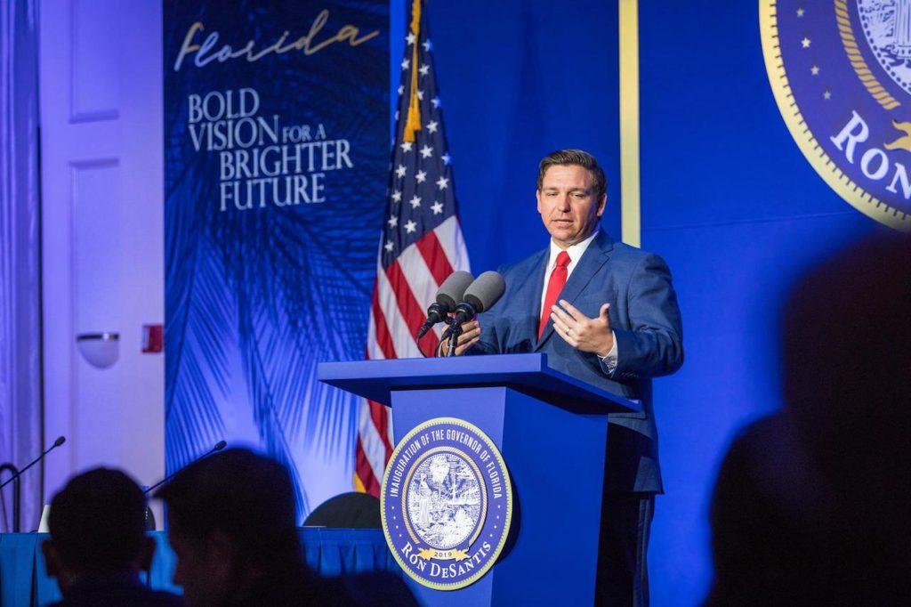 Governor-elect Ron DeSantis