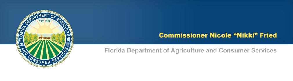 Commissioner Nikki Fried Logo