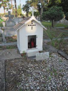 Cycadia Cemetery in Tarpon Springs