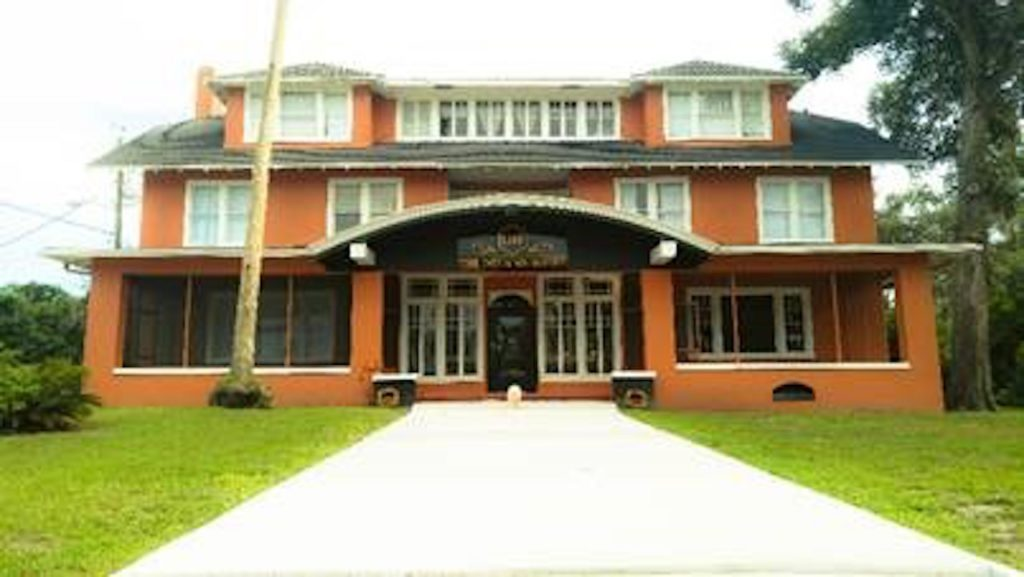 Eastwood Terrace Hotel building in Volusia County.