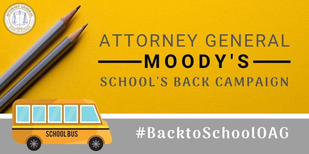 Back To School OAG campaign graphic