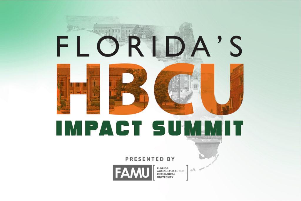 Florida HBCU Summit Event Poster