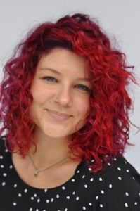 Headshot of Madison Brantley